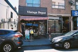 Vintage Shop sunshine