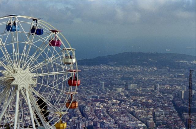 barcelona wheel